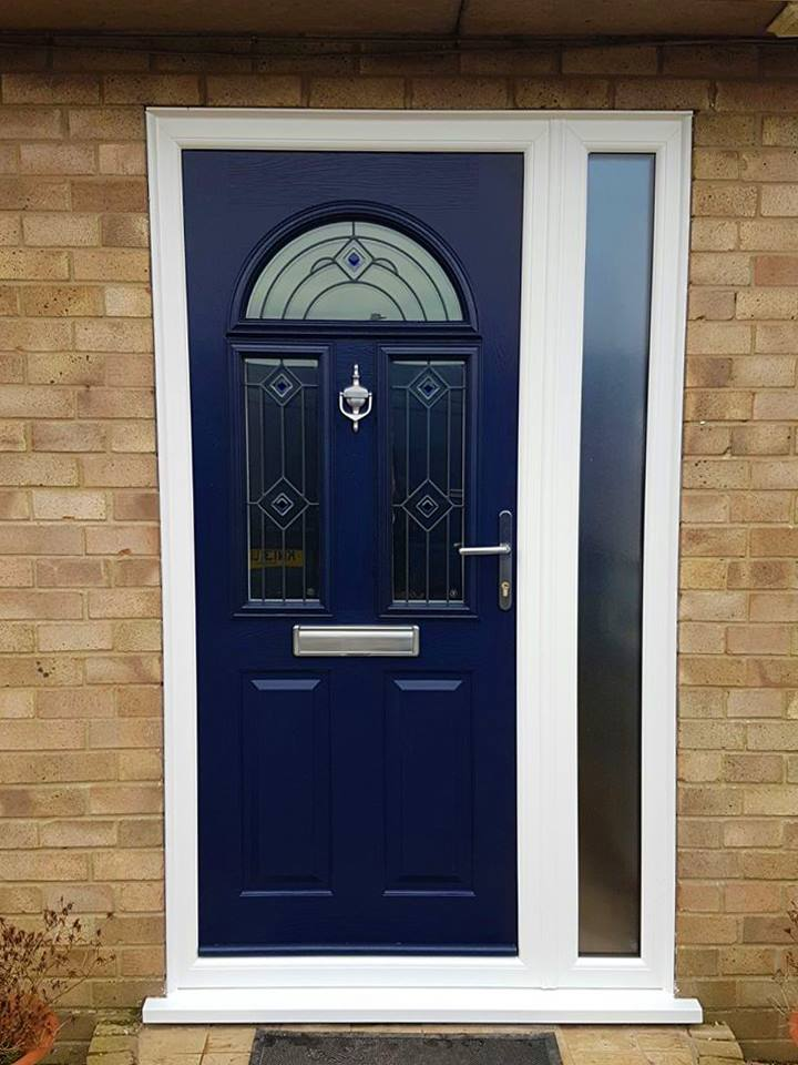 Blue Front Door Colour